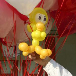 """Spectacle """"James, le Sculpteur de Ballons"""""""