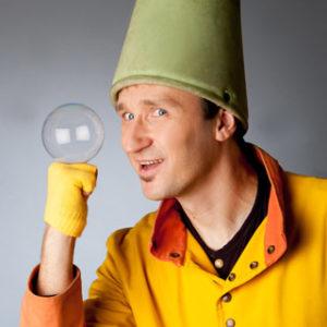 Wladimir Bubble - Close-Up